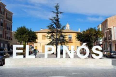 Casas Del Pino, near to Pinoso.