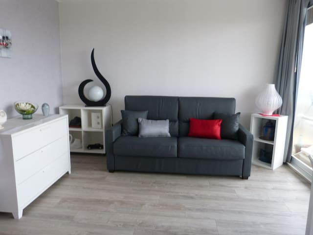 STUDIO NEUF - Vue imprenable - Très calme - Balcon - La Baule-Escoublac - Apartment