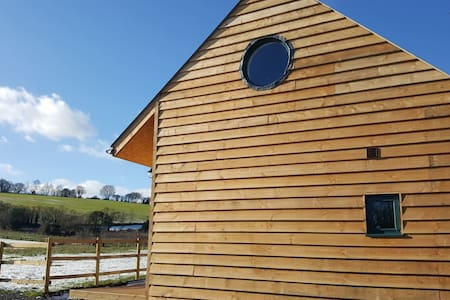 The Cosy Cabin- a self catering, dog friendly let.