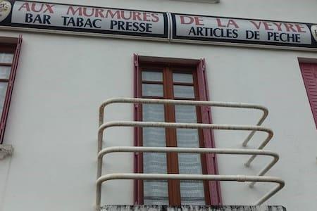 Appartement Spacieux en plein centre bourg d'Aydat - Aydat - Flat