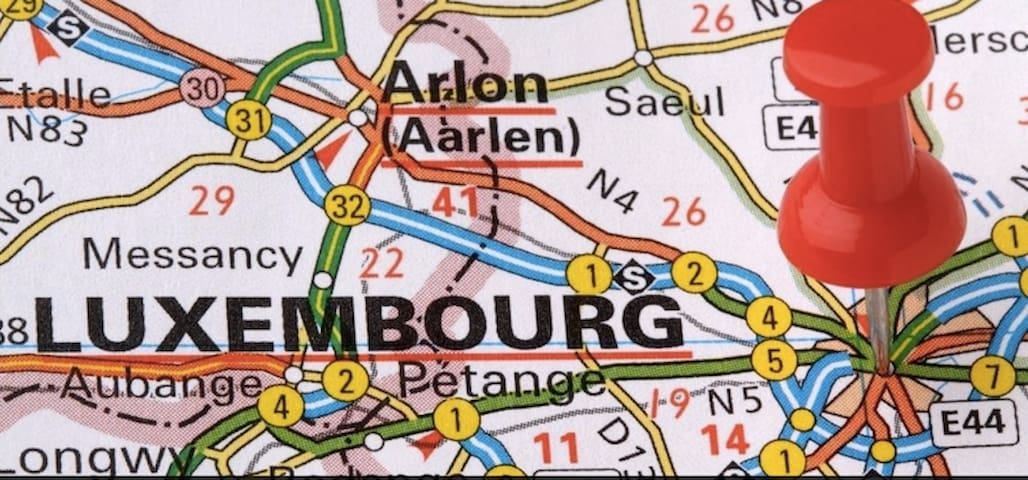 ARLON close to N4 Arlon- Luxembourg - Arlon