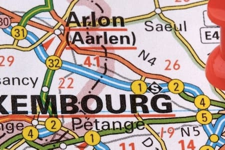 ARLON close to N4 Arlon- Luxembourg - Arlon - 一軒家