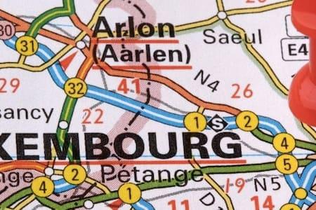ARLON close to N4 Arlon- Luxembourg - Arlon - Hus