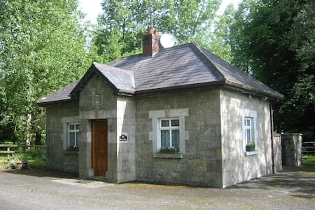 Grove Lodge,  Gatehouse at Ankatell Grove House - Emyvale
