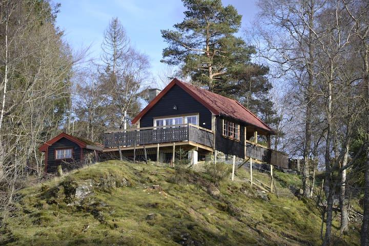Stølshaugen - Førde - Casa de campo