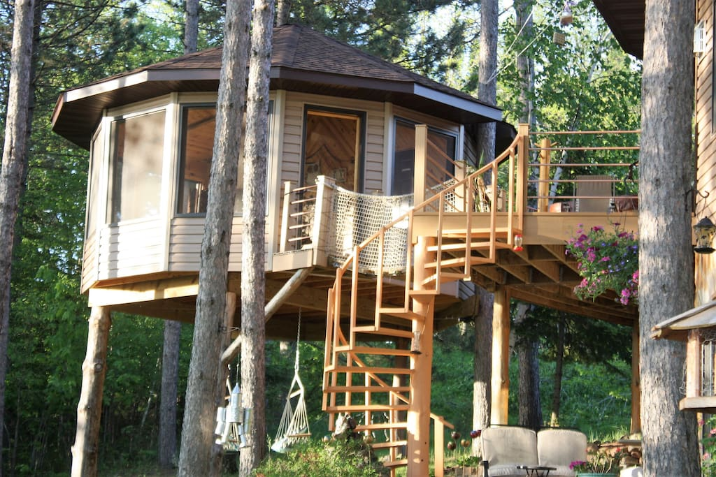 tree house spa