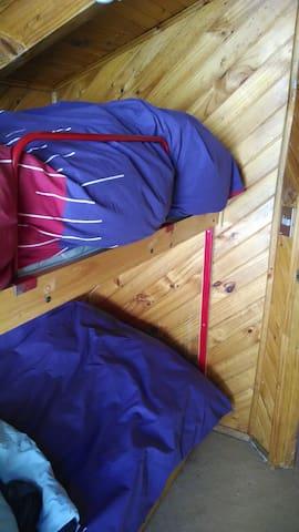 Dormitorio que se arrienda