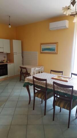 Appartamento al centro di S.Maria