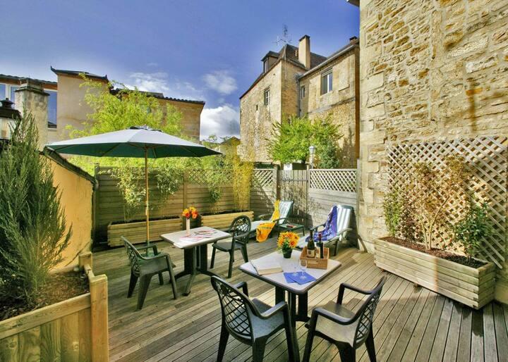 Appartement Richelieu - La Villa des Consuls