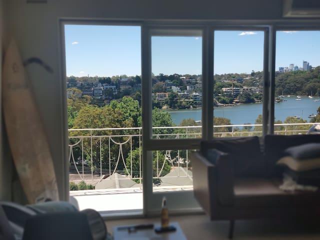 Sydney relax balcony