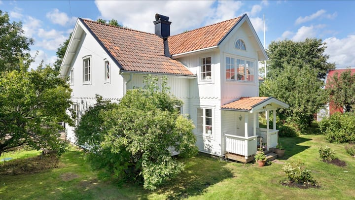 Beautiful countryhouse in Väddö
