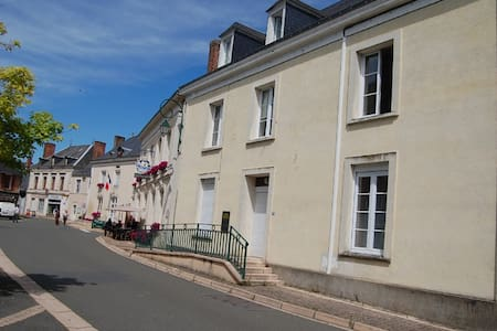 Sarthe zolder in Chahaignes tussen Le Mans - Tours - Chahaignes - Daire