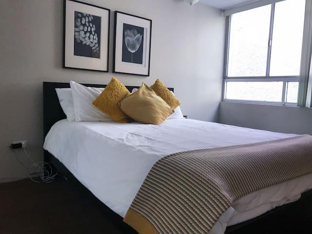 Recamara - Bedroom (Queen)