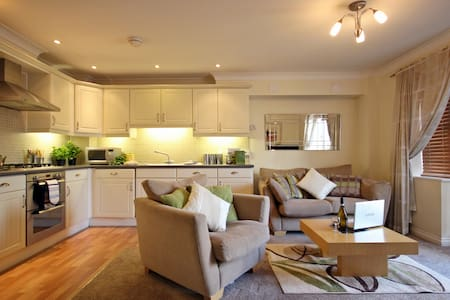 SH 2 Fully Serviced Apartment, Free Wi-Fi, SKY - Basingstoke - Appartement