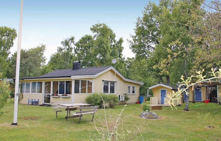 Holiday cottage with 2 bedrooms on 110m² in Jämjö