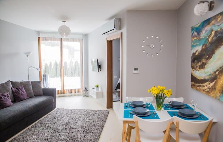Apartament Riviera 38m2