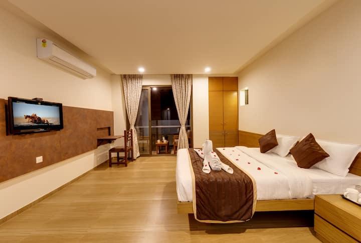 Hotel Shree Sai, Kolhapur Super Deluxe Room Ac