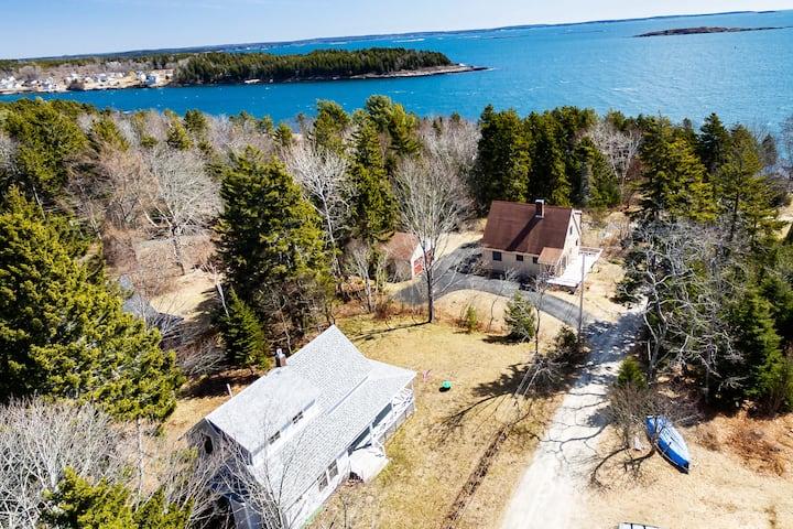 Sea Rose Cottage, Orr's Island, Harpswell, Maine