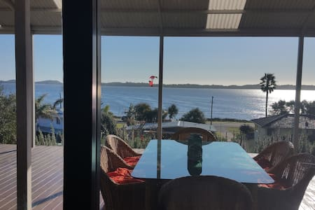 Deck View  Fabulous Estuary Views - Australind - Talo