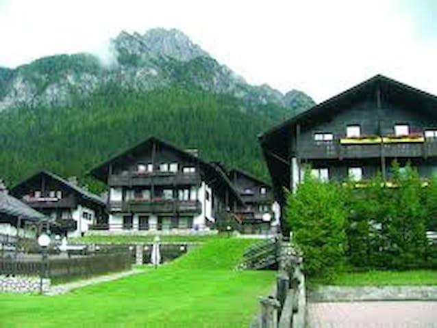 Casa Sappada, Cortina - Sappada - House