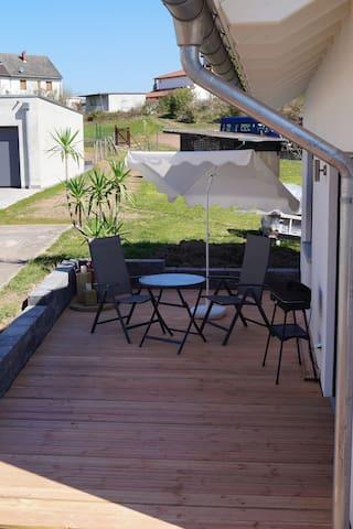 Ferienwohnung Zur Cloef - Mettlach - Apartment