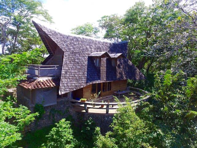 Casa Selva - 2 BEDROOM JUNGLE BUNGALO OCEAN VIEW - Provincia de Guanacaste - Bungalow