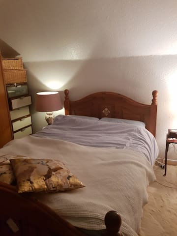 Double bedroom in charming house