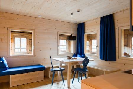 House Giatla, Apartment Mesern, in Tyrol, Austria - Innervillgraten