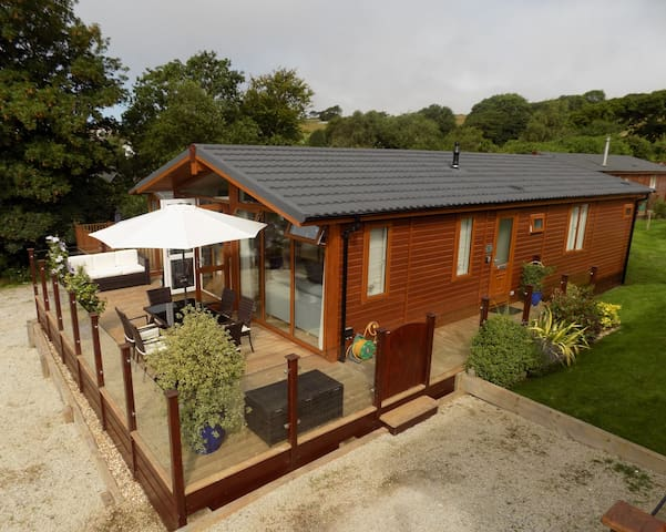 Sycamore Lodge, Briar Hill Farm, Newton Ferrers - Newton Ferrers - Cottage