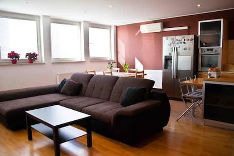 ★ Appartement onder het Kasteel ★ 5min Terme Lendava