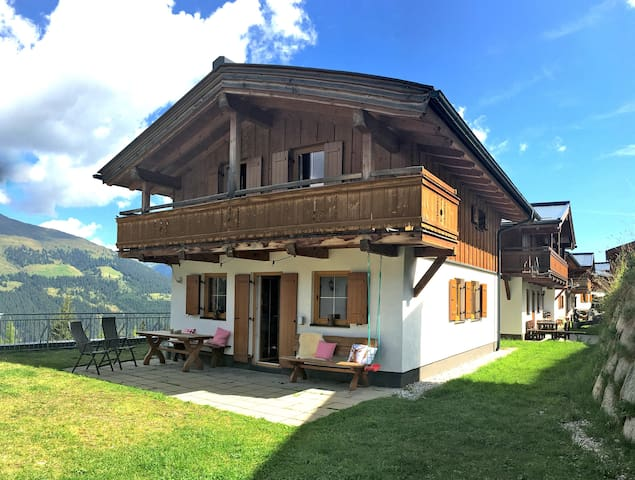 Gipfelstürmer at 1720 m directly in the ski area
