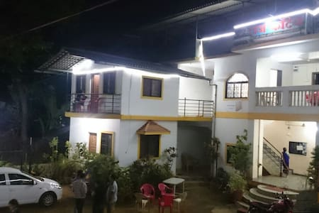 PRIVATE ROOM IN NAGAON - Alibag - Guesthouse
