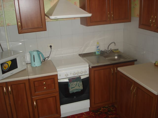 1к.кв. в центре по пр.Дзержинского - Donetsk - Apartment