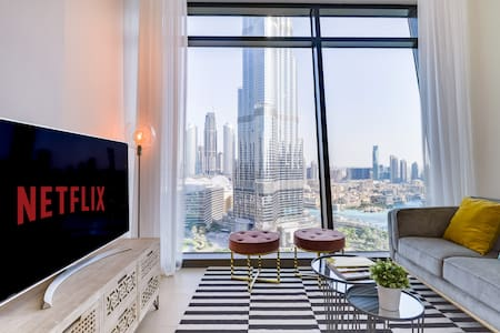 ★ Wake Up to the Best View in Downtown Dubai