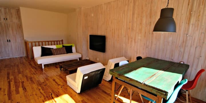 apartment 4 pax with shared pool in Llivia.
