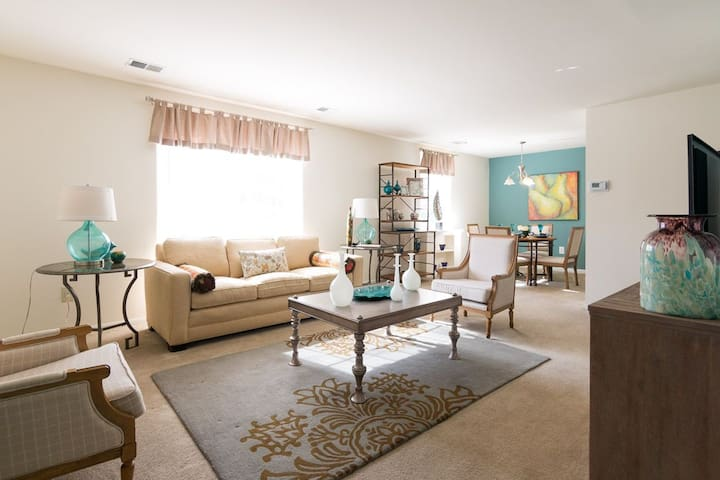 All-inclusive apartment home | 1BR in Gaithersburg