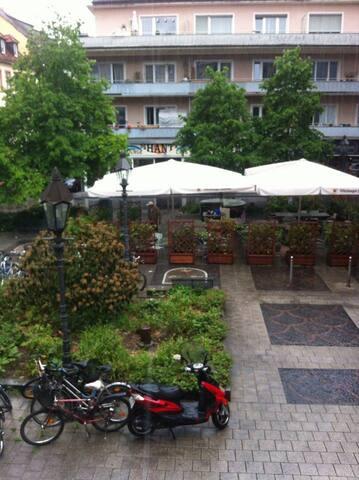 Ulmi´s-Altstadt
