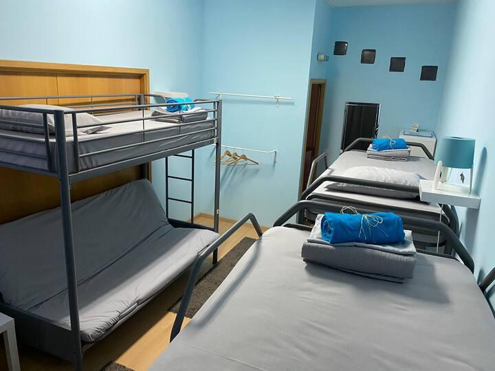 Quarto Azul - Dormitório Masculino A6