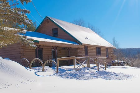 Fieldview - a Rustic Retreat Near Ellicottville!