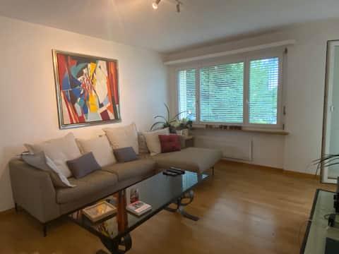 Comfortable apartment in Zurich