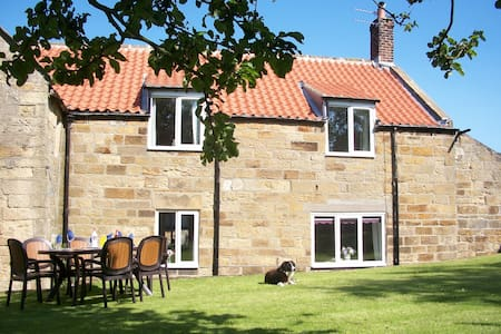 Greylands Farm Holiday Cottage - Hinderwell - Hus