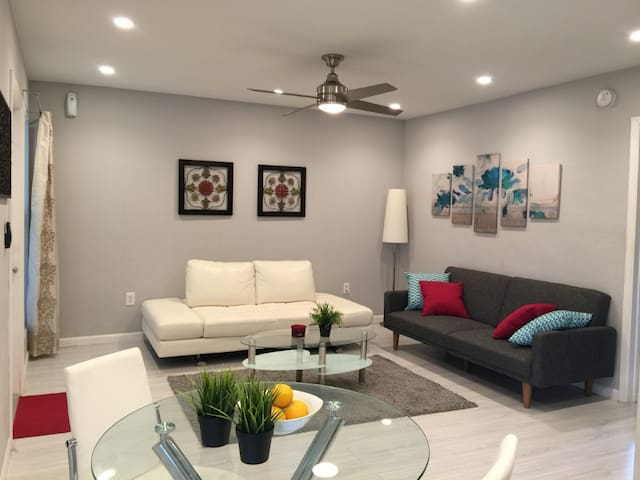 private one bed apartment in the grove apartments for rent in miami