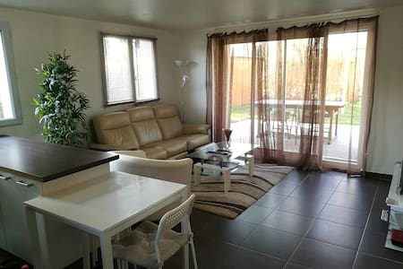 Beautiful 2 bedrooms apartment near Paris - Sucy-en-Brie