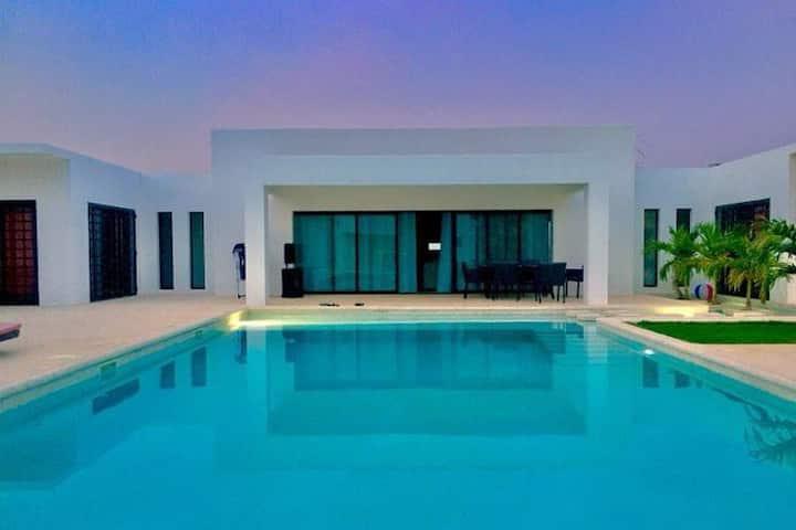 Magnifique villa située à Nguerine  bambara