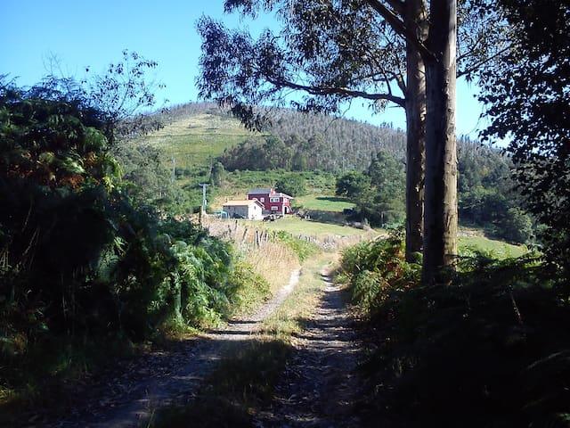 Casa Rural La Chabarola. - La Cadorna - Dům