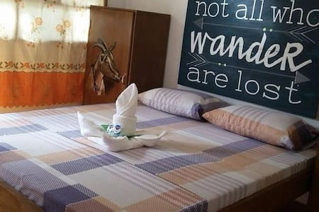 AC Room for Two w/ Breakfast Near Alona Beach