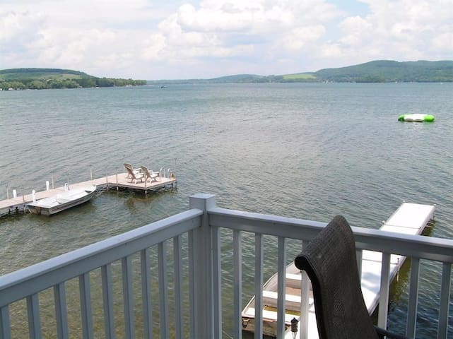 Camp Unadilla: A Cooperstown Area Lakefront Home!