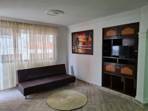 Apartamento excelente ubicación Plazuela Almeyda