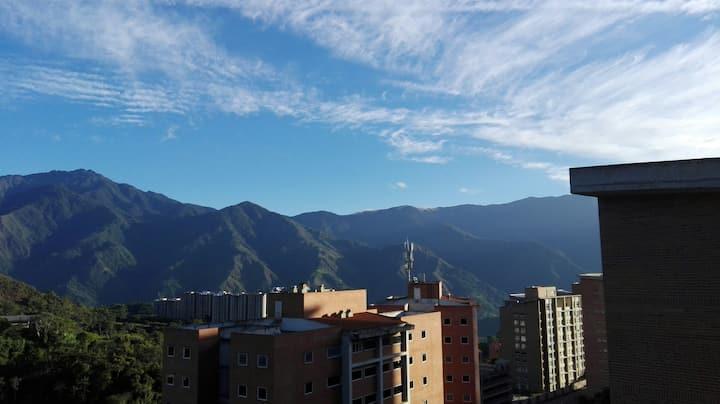 Apartamento con vista al Ávila en Caracas