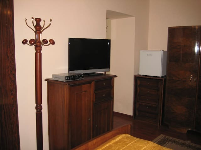 Pretty room Sai for 2 persons with a city view